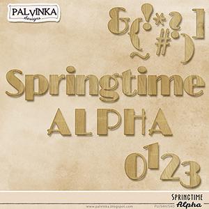 Springtime Alpha