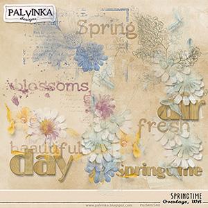 Springtime Overlays and WA