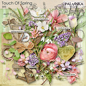 Touch Of Spring Kit