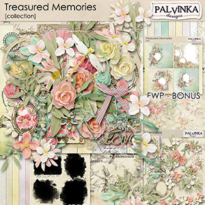 Treasured Memories Collection + Free Bonus