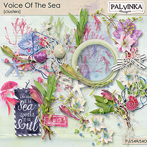 Voice Of The Sea Clusters