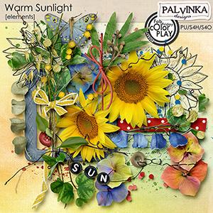 Warm Sunlight Elements