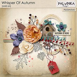 Whisper Of Autumn Add On