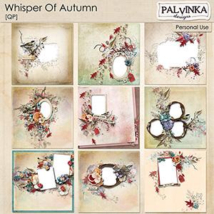 Whisper Of Autumn QP