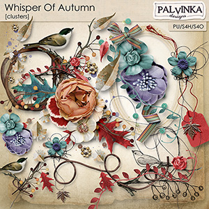 Whisper Of Autumn Clusters