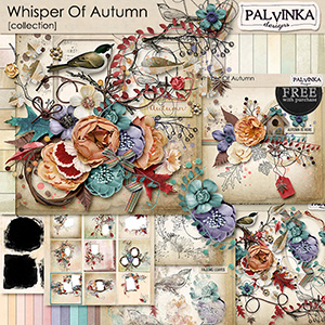Whisper Of Autumn Collection