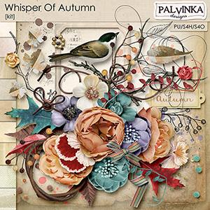 Whisper Of Autumn Kit