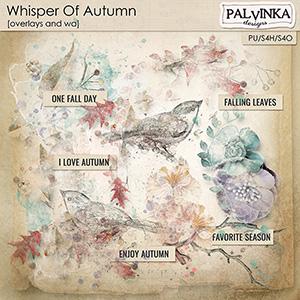 Whisper Of Autumn Overlays and WA