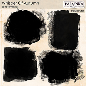 Whisper Of Autumn Photomasks