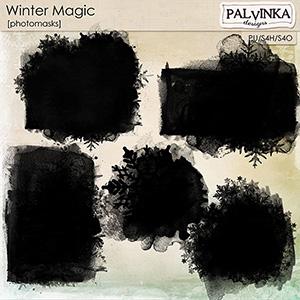 Winter Magic Photomasks
