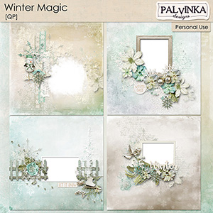 Winter Magic QP
