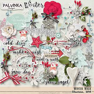 Winter Walk Clusters and WA