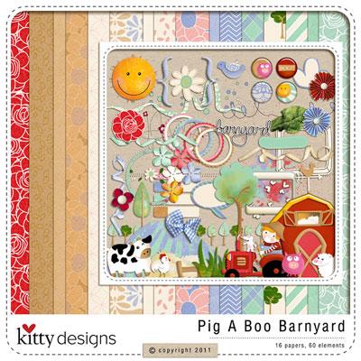 Pig A Boo Barnyard