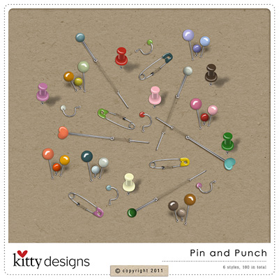 Pin and Punch