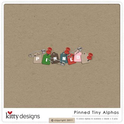 Pinned Tiny Alphas