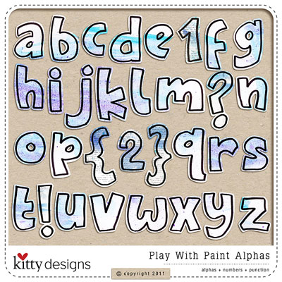 Play With Paint Alphas