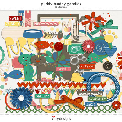 Puddy Muddy Goodies
