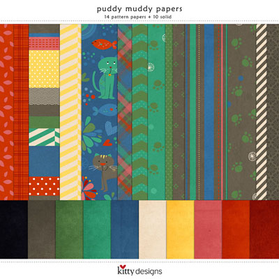 Puddy Muddy Papers