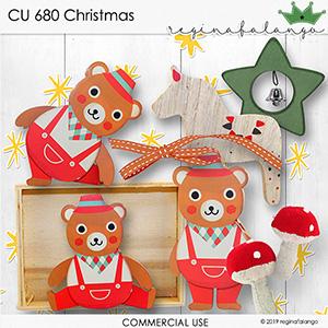 CU 680 CHRISTMAS
