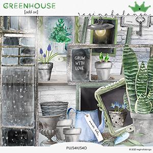 GREENHOUSE ADD ON