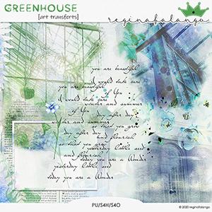 GREENHOUSE ART TRANSFERTS