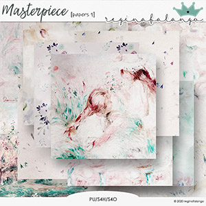 MASTERPIECE PAPERS 1