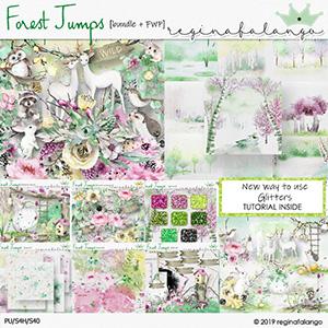 FOREST JUMPS BUNDLE + FWP