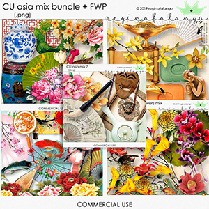 CU ASIA MIX BUNDLE 1 + FWP