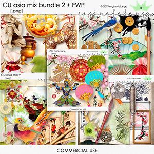 CU ASIA MIX BUNDLE 2 + FWP
