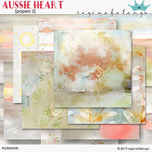 AUSSIE HEART PAPERS 2