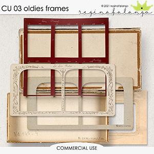 CU 03 OLDIES FRAMES