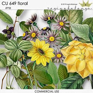 CU 649 FLORAL