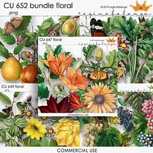 CU 652 FLORAL BUNDLE