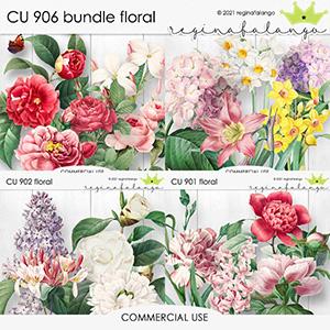 CU 906 BUNDLE FLORAL