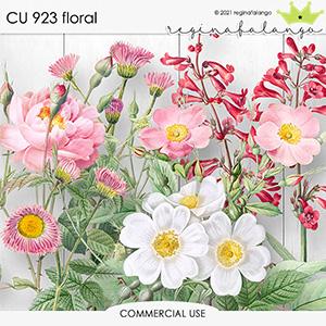 CU 923 FLORAL
