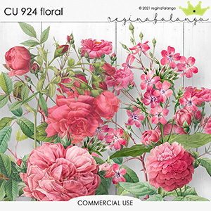 CU 924 FLORAL