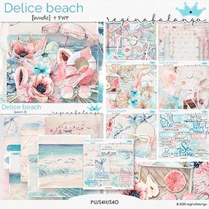 DELICE BEACH BUNDLE + FWP