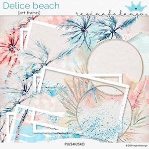 DELICE BEACH ART FRAMES