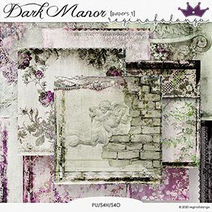 DARK MANOR PAPERS 1