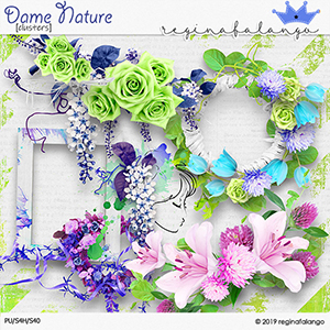 DAME NATURE CLUSTERS