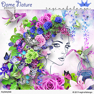 DAME NATURE ELEMENTS