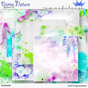 DAME NATURE PAPERS 1