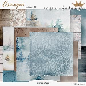 ESCAPE PAPERS 1
