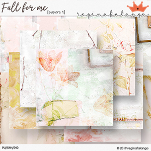 FALL FOR ME PAPERS 1