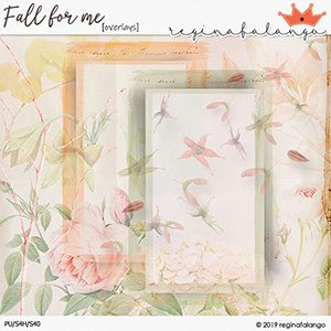 FALL FOR ME OVERLAYS