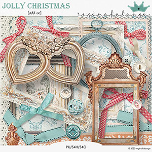 JOLLY CHRISTMAS ADD ON
