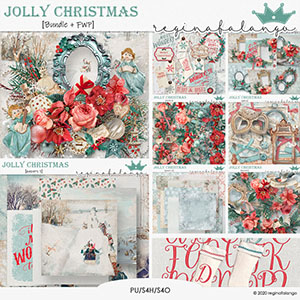 JOLLY CHRISTMAS BUNDLE + FWP