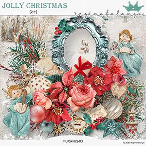 JOLLY CHRISTMAS KIT