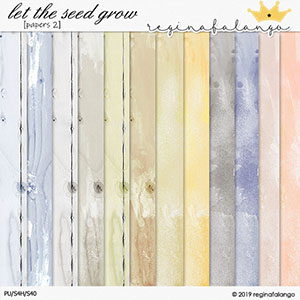 LET THE SEED GROW PAPERS 2