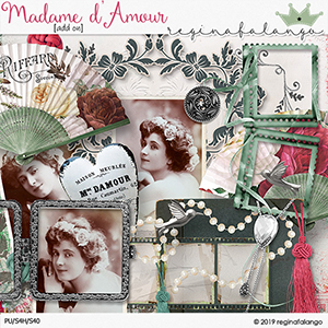 MADAME D' AMOUR ADD ON